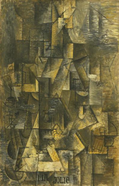 Пикассо, кубизм, сюрреализм (art-0000578)
