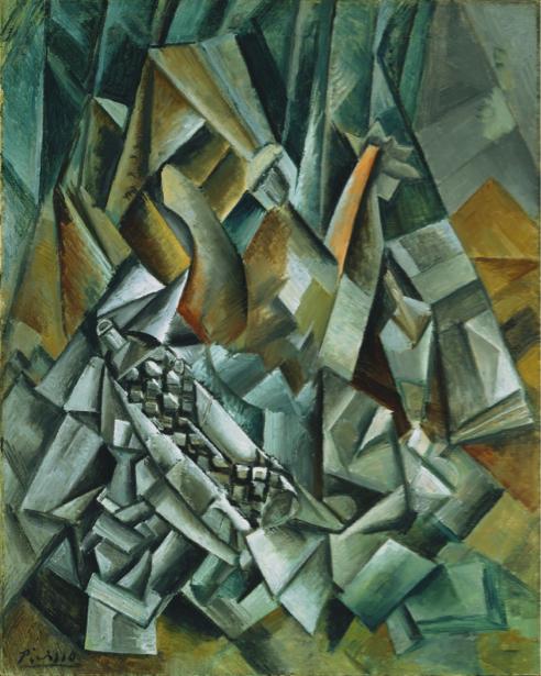 Пикассо, кубизм, сюрреализм (art-0000586)