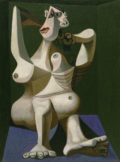Пикассо, сюрреализм (art-0000596)