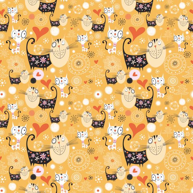 Детские фотообои котята (children-0000134)