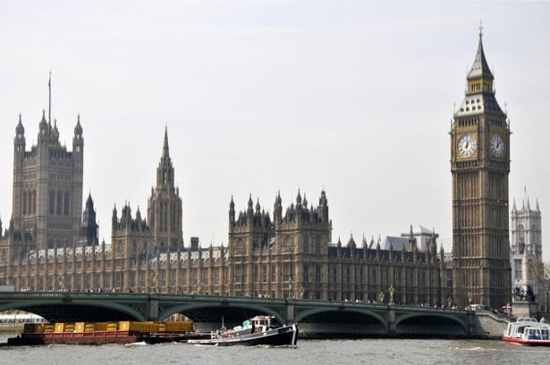 Фотообои Англия, Лондон, парламент, Биг Бен (city-0000161)