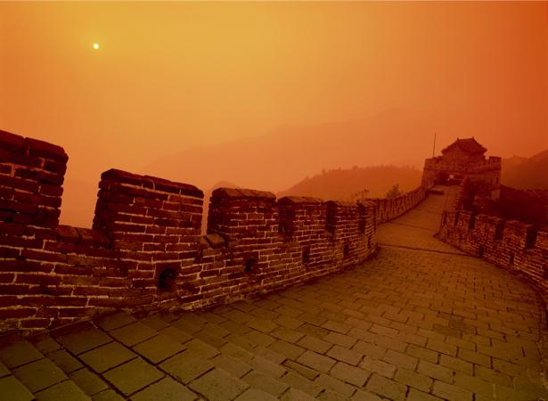 Фотообои Великая Китайская стена, Пекин, Китай (city-0000205)