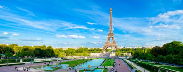 Фотообои Эйфелева башня Франция (city-0000275)