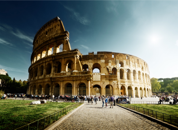 Фотообои Колизей Италия (city-0000410)