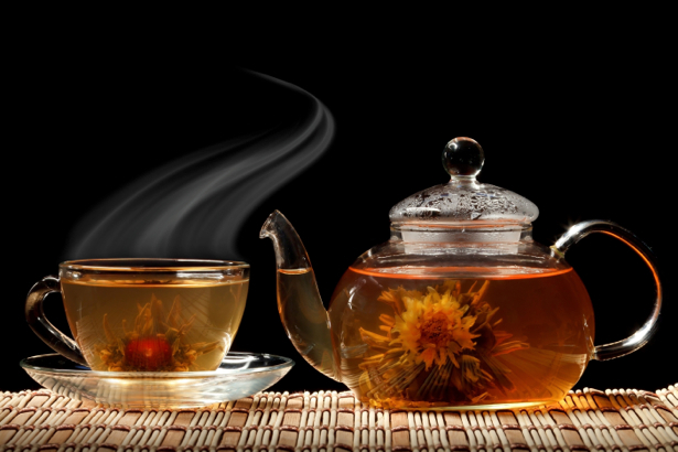 Фотообои для кухни чайный натюрморт (food-0000032)