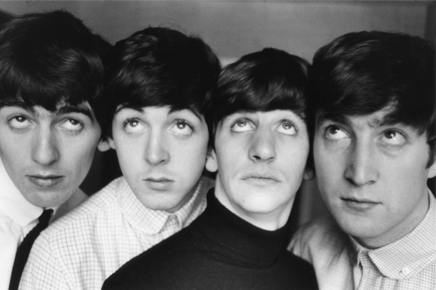Фотообои The Beatles (retro-vintage-0000015)