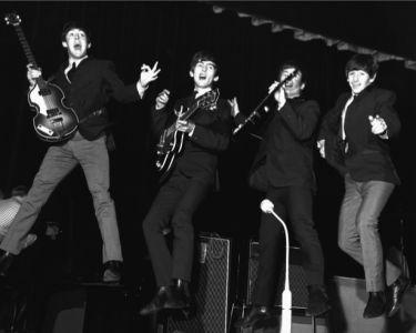 The Beatles, Битлз (retro-vintage-0000363)
