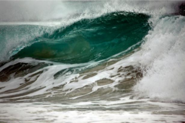 Фотообои большая волна (sea-0000058)