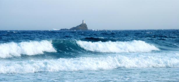 Фотообои море вид на маяк (sea-0000227)
