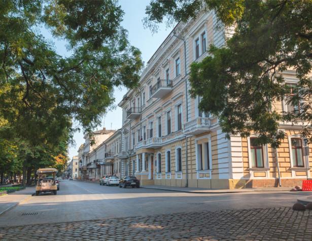 Фотообои Приморский бульвар (ukr-25)