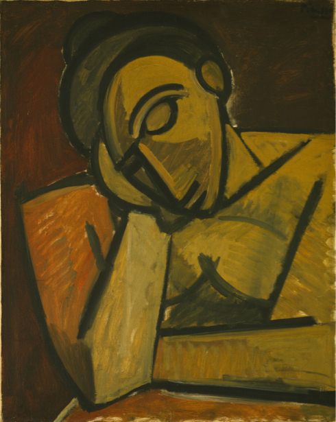 Пикассо, кубизм, сюрреализм (art-0000583)