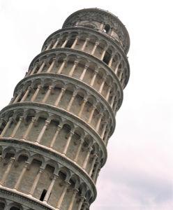 Фотообои Пизанская башня, Пиза, Италия (city-0000014)