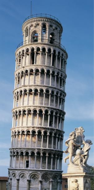 Фотообои Пизанская башня, Пиза, Италия (city-0000050)