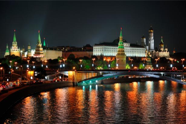 Фотообои Кремль, город, Москва, Россия (city-0000105)