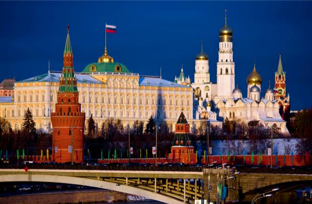 Фотообои Кремль, Москва, Россия (city-0000111)