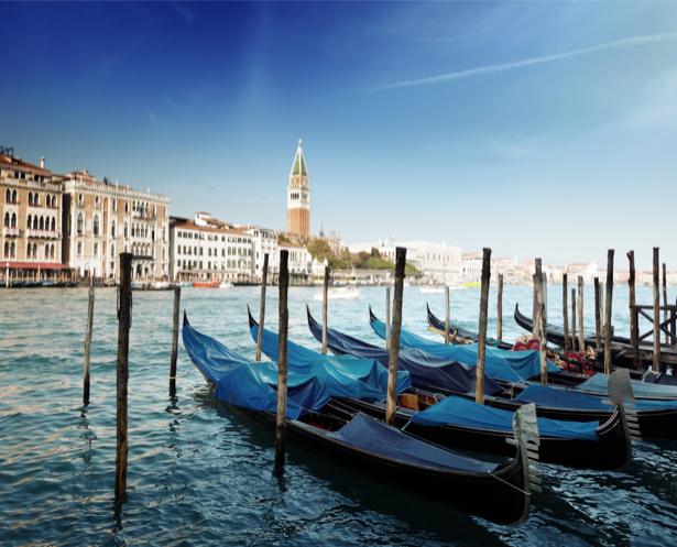 Фотообои Венеция гондола (city-0000422)