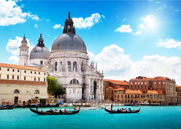 Фотообои город, вода, Венеция (city-0000530)