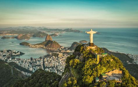 Фотообои Гора Христа (city-1470)