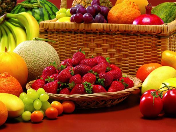 Фотообои для кухни Фрукты (food-0000038)