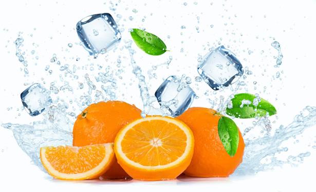 фотообои апельсины (food-327)
