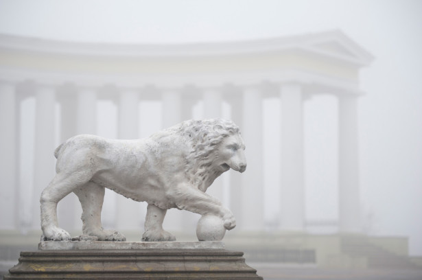 фотообои Одесса лев (fotooboi_odessa_1)