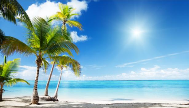 Фотообои море солнечный день (sea-0000182)