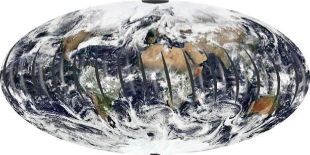 Фотообои для стен земной шар (terra-00239)