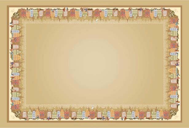 Скатерть Новогодняя (0007)