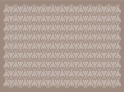 Скатерть восточный орнамент (0033)