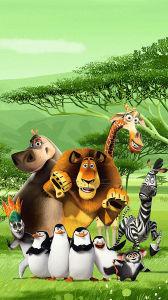 Фотообои герои Мадагаскара (child-574)