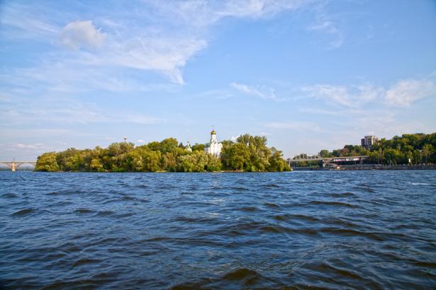 Фотообои Днепропетровск парк Украина (city-0000884)