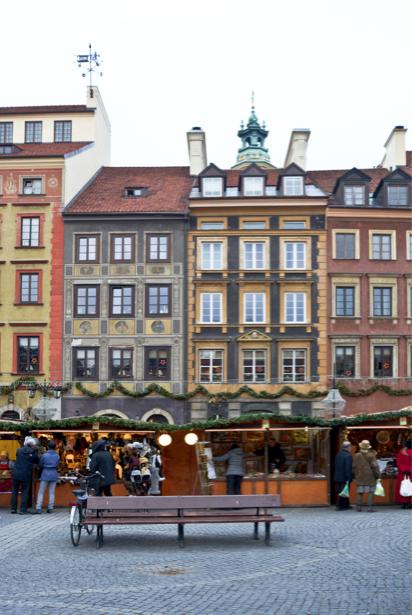 Фотообои европейская улица фото (city-0000973)