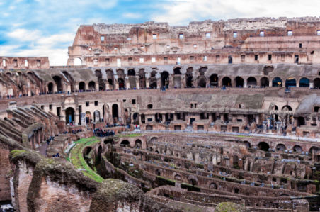 Фотообои Колизей амфитеатр Италия Рим (city-0001386)