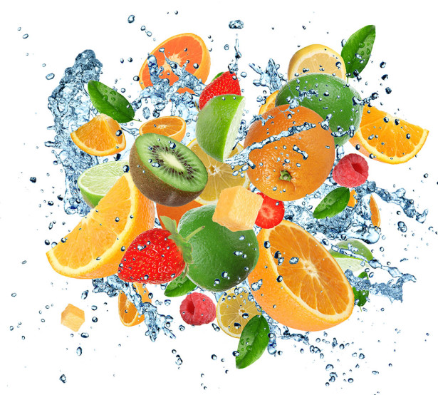 Фотообои Ассорти фруктовое (food-357)
