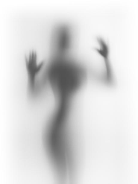 Фотообои тень фигуры (glamour-0000178)