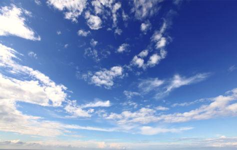 Фотообои фото облачное небо (sky-0000139)
