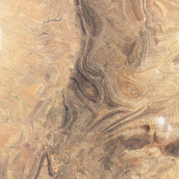 Фотообои на стену фантастическая песочная фактура (terra-00217)