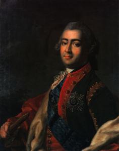 Граф Алексей Григорьевич Разумовский (ukraine-0017)