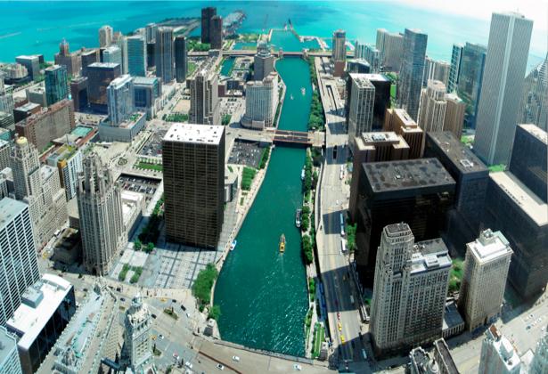 Фотообои здания, город, небоскребы, архитектура (city-0000177)