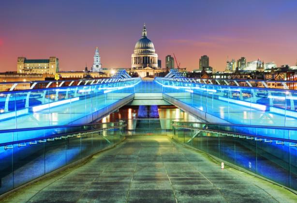 Фотообои Собор Святого Павла Лондон (city-0001261)