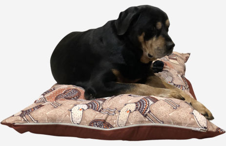 Подушка Для любимой собаки (dog-15)