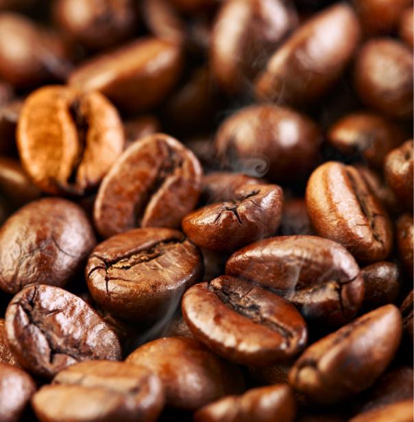 Фотообои для кухни зерна кофе фото (food-0000144)