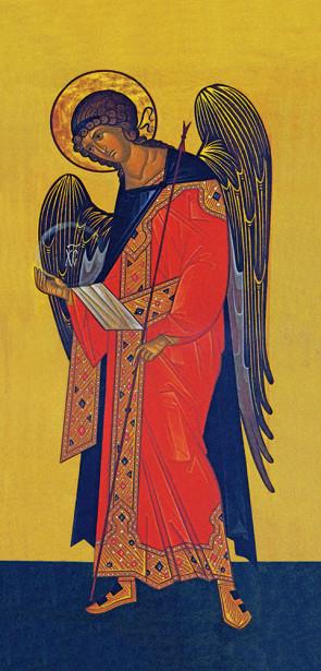 Архангел Гавриил (icon-00122)