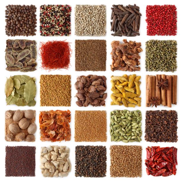 Фотшторы специи индийские (kitchen-curtain-00010)