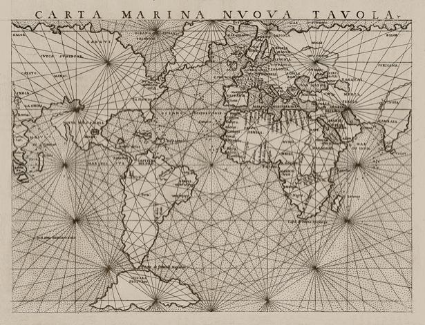 география, карты, старая карта (map-0000052)