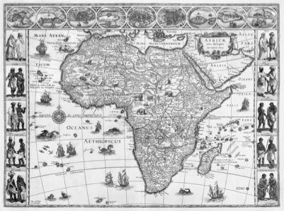 атлас, география, карты, старая карта (map-0000090)