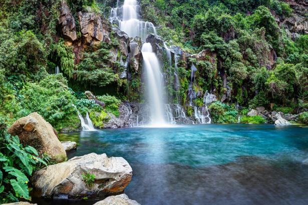 Фотообои красивый водопад (nature-0000706)