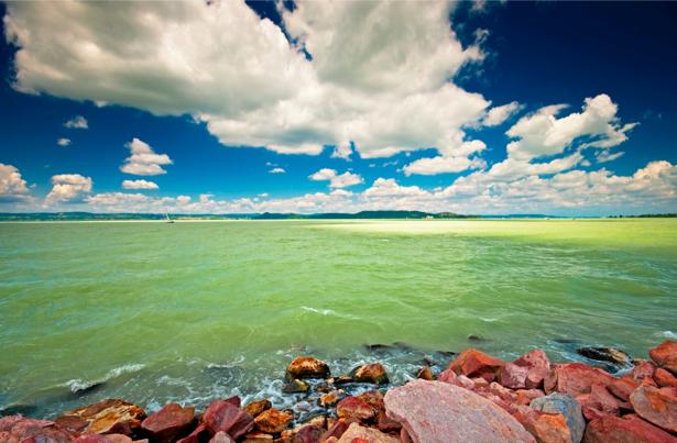 Фотообои с природой море камни (nature-00142)