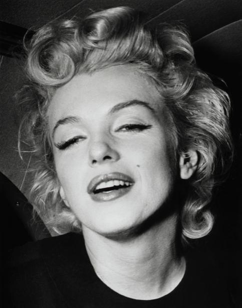 Фотообои портрет Мэрилин Монро (retro-vintage-0000017)