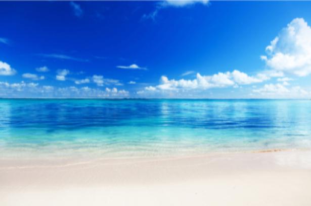 Фотообои фото море штиль берег (sea-0000077)